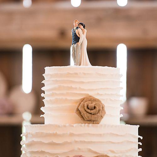 Свадьба - A Sweet Embrace – Bride Embracing Groom Couple Figurine