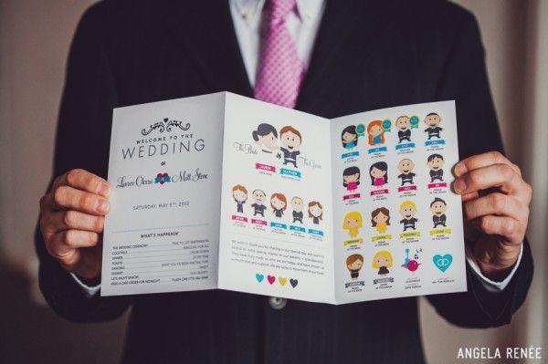 Wedding - Best Wedding Programs… Ever!