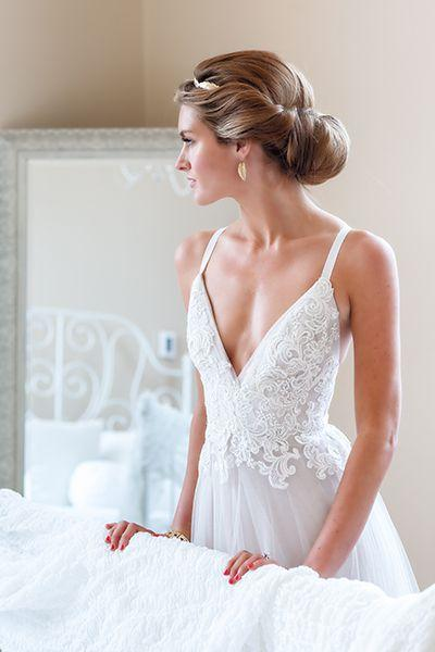 Wedding - Wedding Updos That Are Beautiful From Every Angle