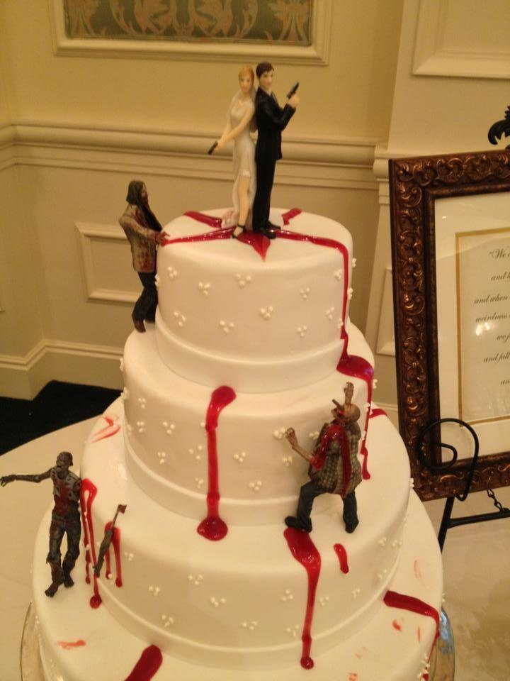Cake - 26 Nerdy Wedding Cakes To Geek Out Over #2355679 - Weddbook