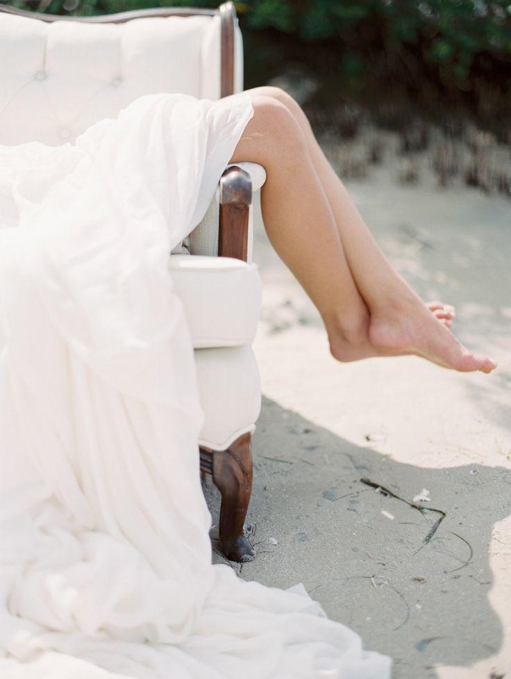 Mariage - Romantic Coastal Bridal Inspiration