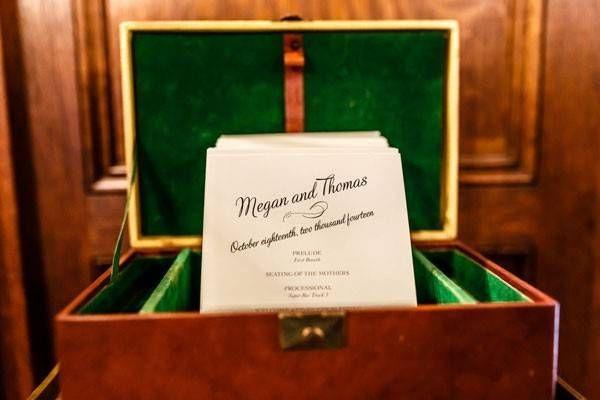 Свадьба - Megan & Tom's Charming West Chester, PA Wedding By Bartlett Pair Photography