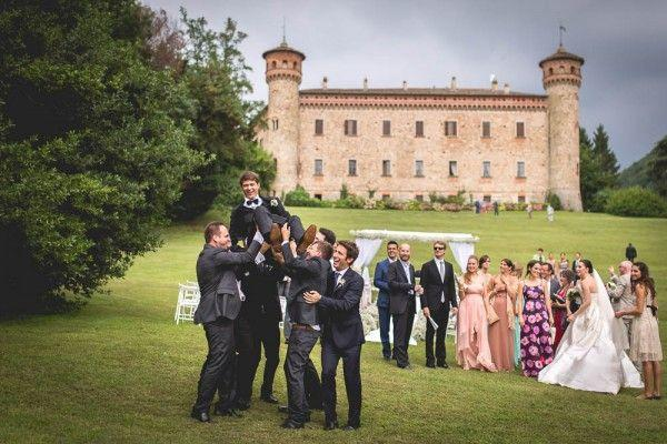 Wedding - Castle Wedding In Italy