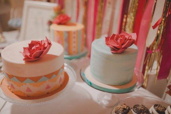 Wedding - Southwestern Inspired Springs Preserve Wedding