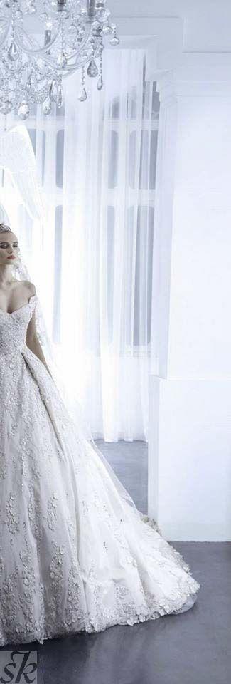 Mariage - Nicolas Jebran Spring 2015 Couture Collection
