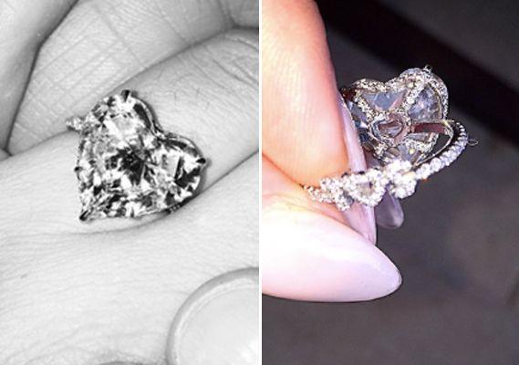 زفاف - Lady Gaga Shares New Proposal Detail