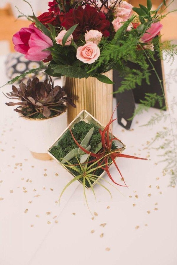Свадьба - Botanical Inspired Wedding At Sun River Gardens