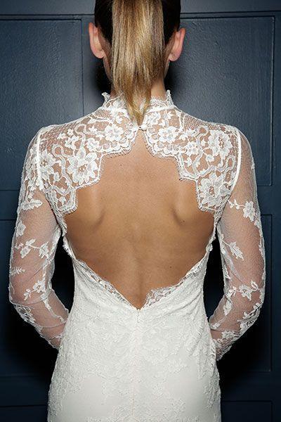 Wedding - Temperley Fall 2015 Bridal Collection