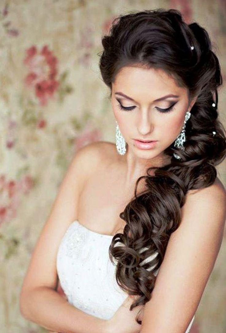 Wedding Hairstyles For Long Black Hair Trends Ideas And Pictures