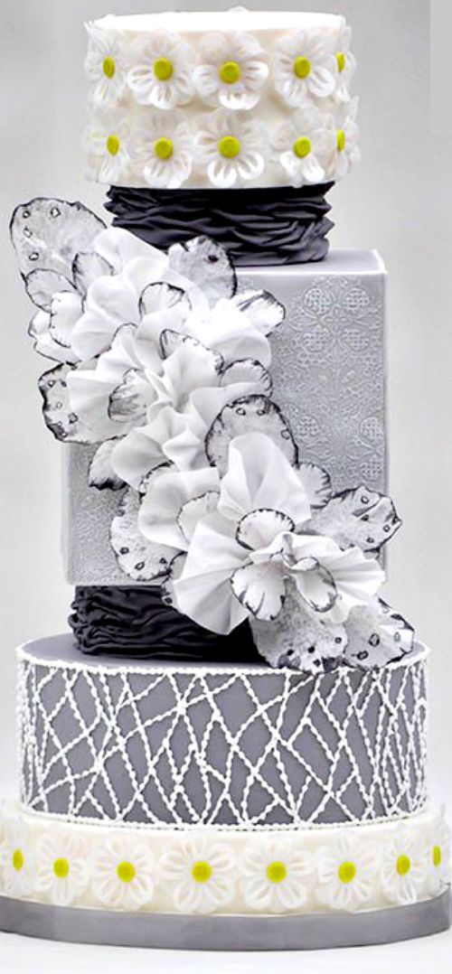Wedding - Cakes Beautiful Cakes For The Occasions