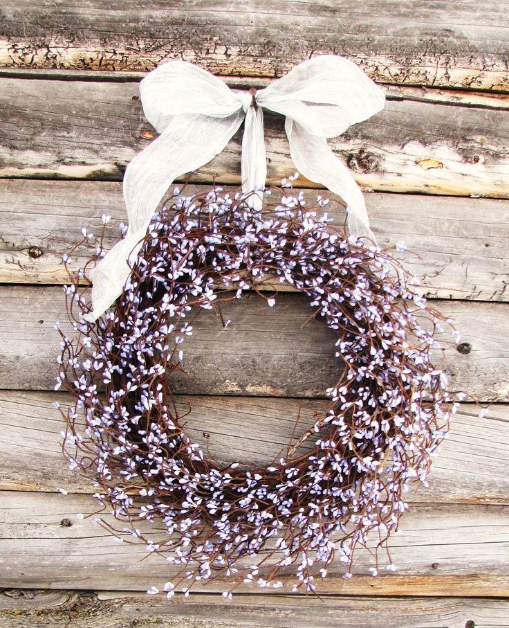 Wedding Wreath Ideas A Handcrafted Wedding 2358163 Weddbook