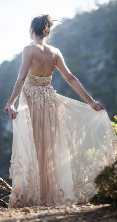 Wedding - Fairytale Dress: First Days Of Spring