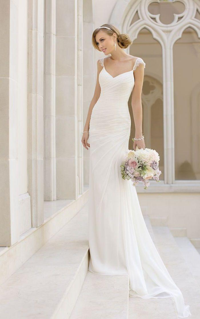 زفاف - Simple Wedding Dresses With Elegance