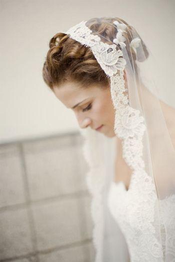 Wedding - Mantilla Veils