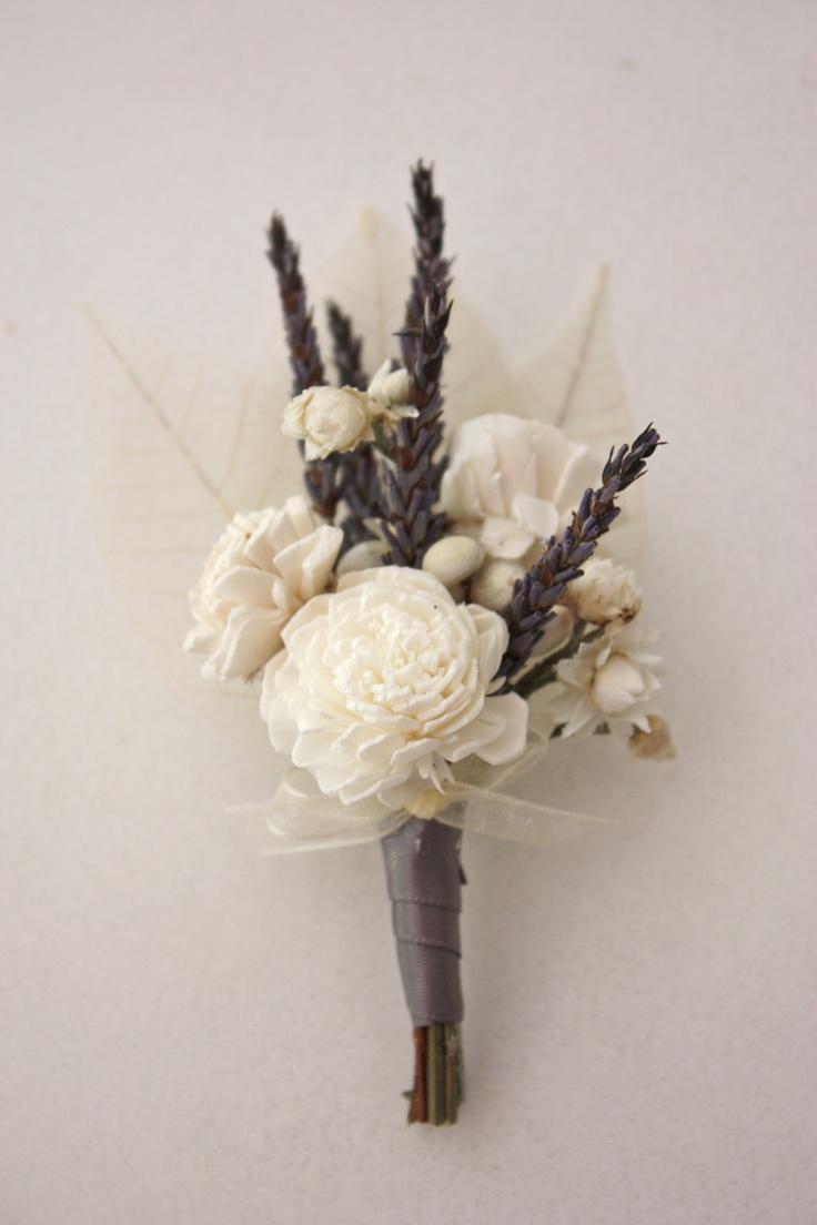 Hochzeit - Sola Rose Corsage