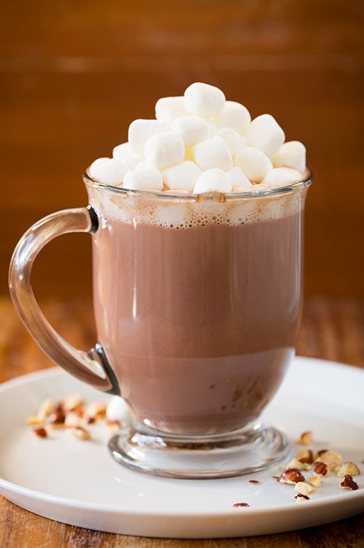 Wedding - Dreamy Hazelnut Hot Cocoa