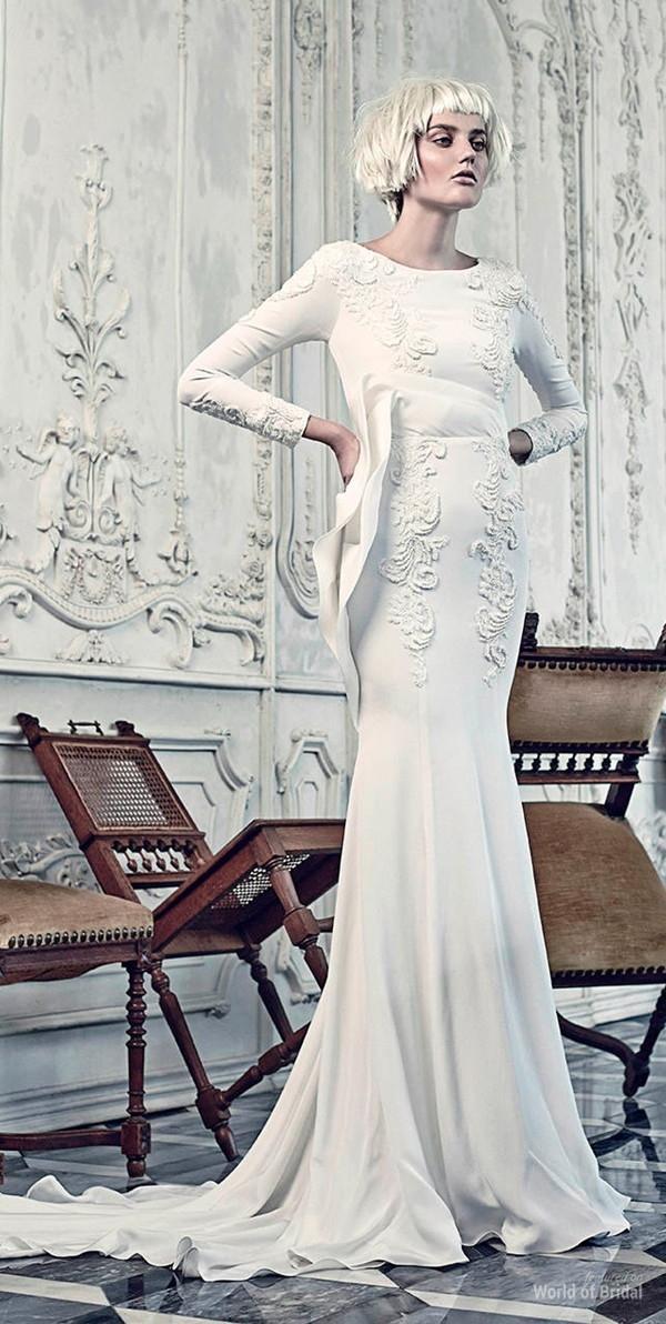 Wedding - Opulence Collection : Nurita Harith 2015 Wedding Dresses