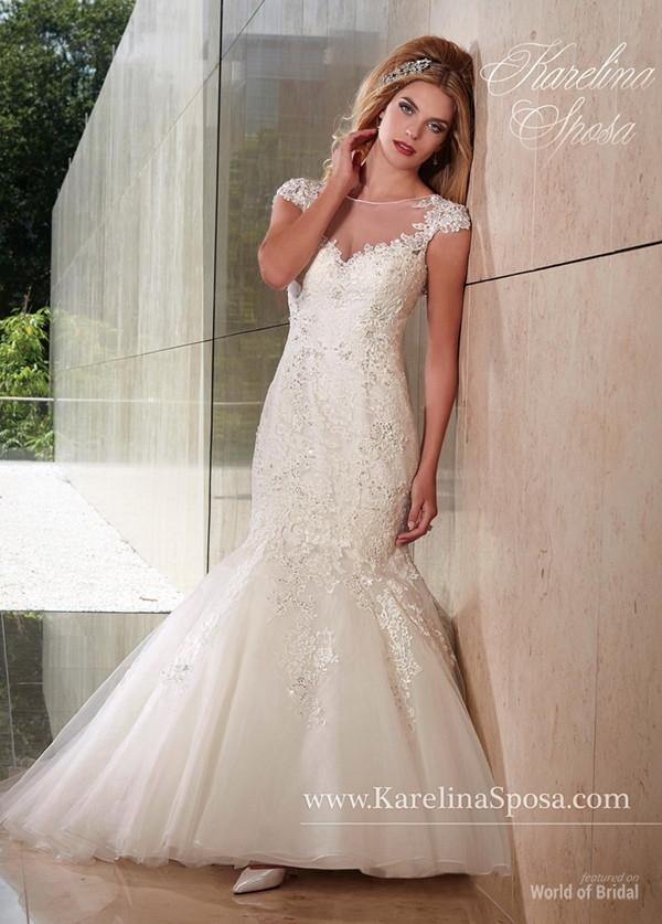 Wedding - Karelina Sposa 2015 Wedding Dresses