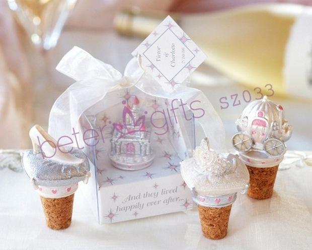 Hochzeit - Acheter 50 boîte bébé chariot bouchons baptême faveurs SZ033 de sac faveur fiable fournisseurs sur Shanghai Beter Gifts Co., Ltd.