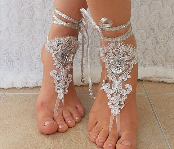 Free Ship --- Bridal Anklet 910f5dfd2ad8