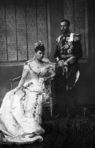 Wedding - Mary Of Teck Marries George V