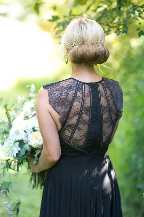 Hochzeit - Jewel Tone Forest Wedding Inspiration