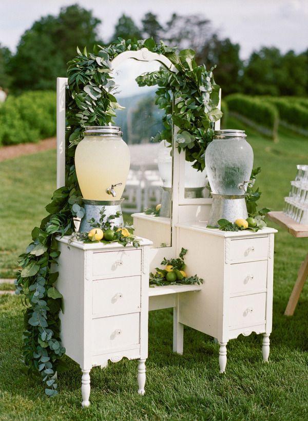 Hochzeit - Vintage Wedding Details