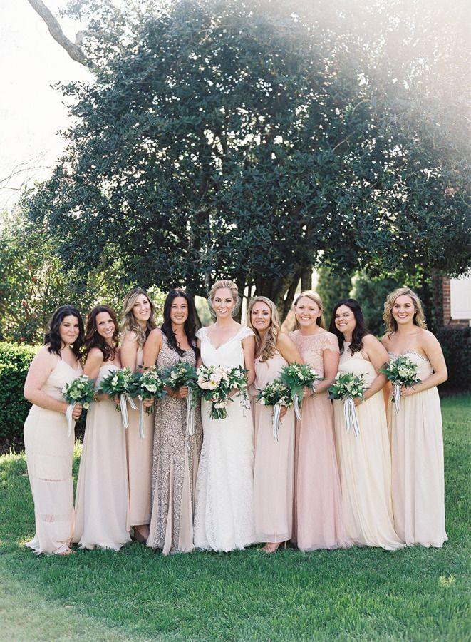 Wedding - Rustic Elegant Spring Wedding At Boone Hall Plantation