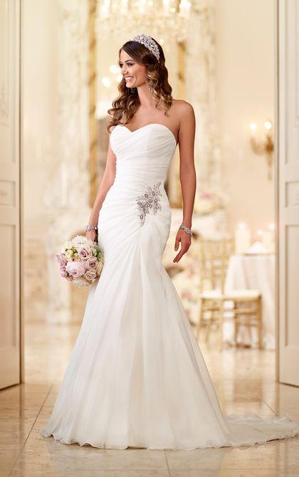 Wedding - Wedding Dress From Stella York Style 6015