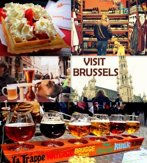 Hochzeit - Brussels: Top 10 Things To See (& Not To See) In Brussels