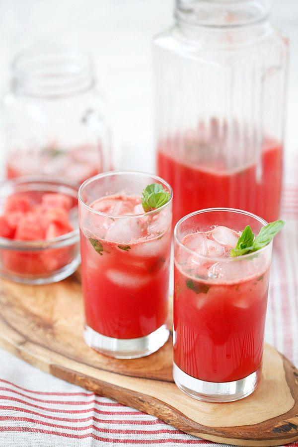 Wedding - 5 Summer Inspired Boozy Cocktails