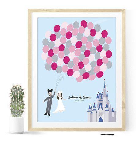 Hochzeit - Wedding Guest Book Alternatives