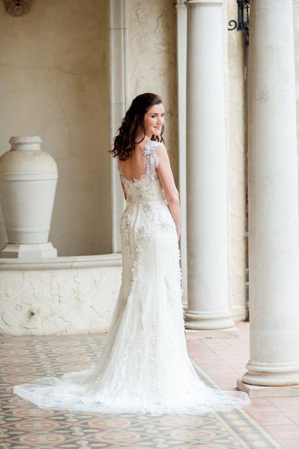 Свадьба - Elegant White Wedding In Austin