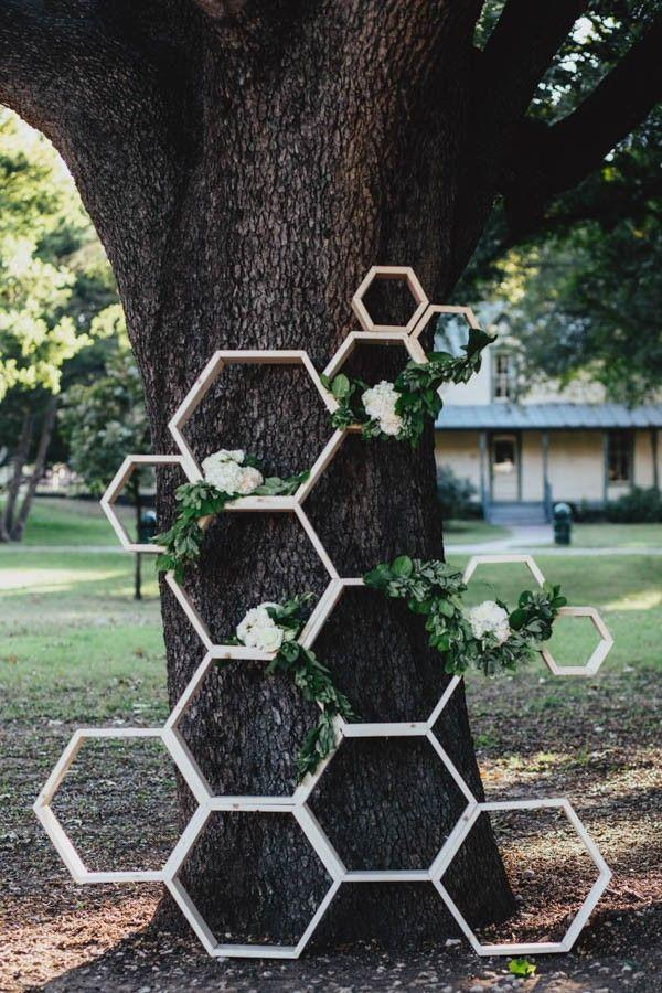 Mariage - Gemstone Inspired Wedding At Nasher Sculpture Garden