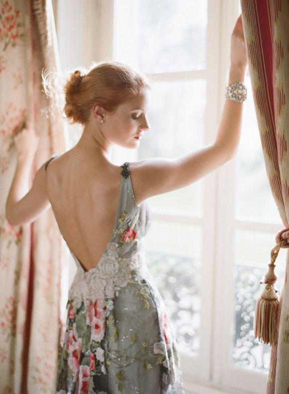 Wedding - Old World Wedding Inspiration From L'amour Et L'image Workshop - Wedding Sparrow