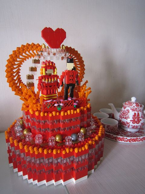 Mariage - LEGO, LEGO, LEGO
