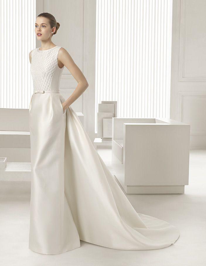 wedding gowns rosa clara 2015 /vestidos de novia rosa clara 2015