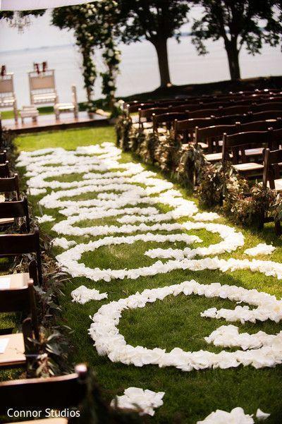 Свадьба - Aisle & Ceremony Decor