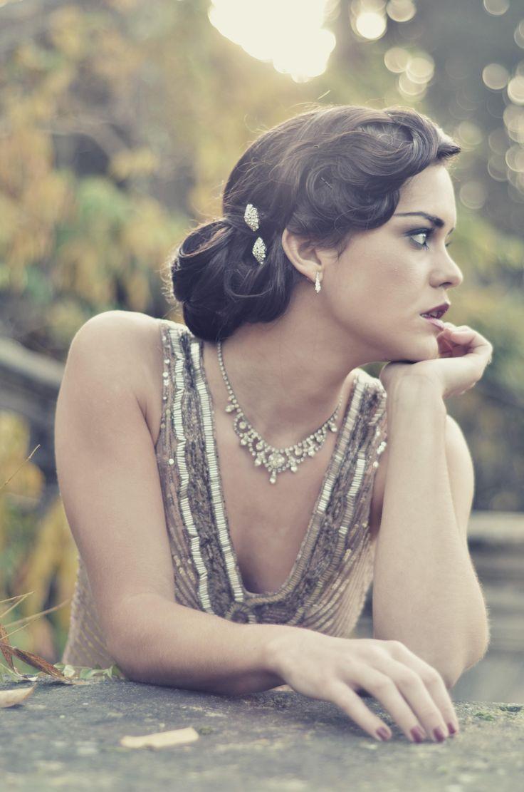 Свадьба - 18 Vintage Wedding Hairstyles For Glamours Brides