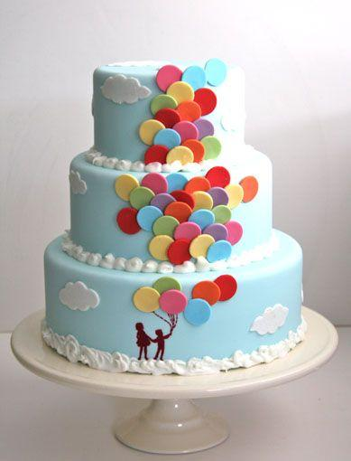70 Fabulous And Unique Birthday Cakes For Baby And Tot #2361490 ...