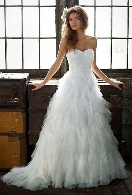 Affordable Wedding Dresses Under 1 000 2361506 Weddbook
