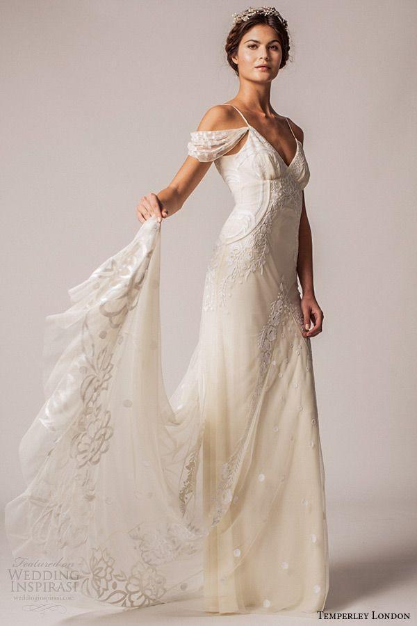 Hochzeit - Temperley London Fall/Winter 2015 Wedding Dresses