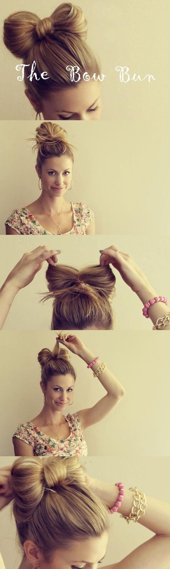 Wedding - Hair Style Ideas- The Hair Bow