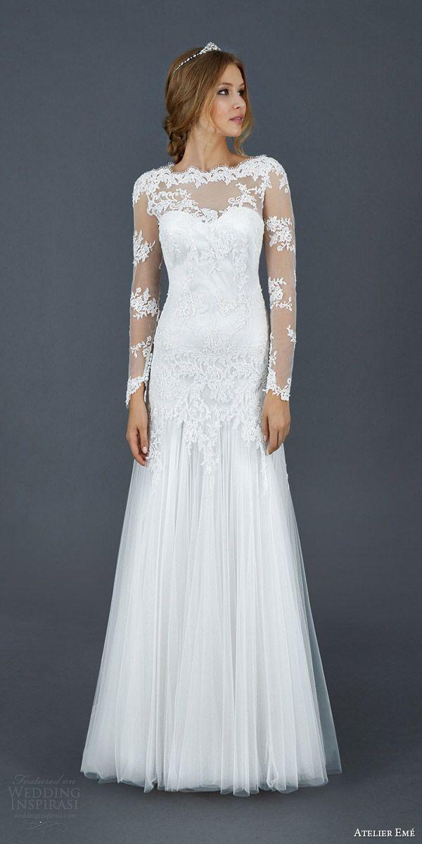 Hochzeit - Atelier Eme 2016 Wedding Dresses