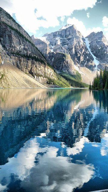 Mariage - Banff National Park, Canada