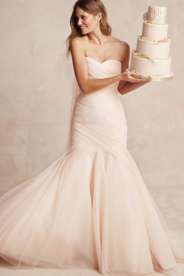زفاف - Bridal Bliss: Monique Lhuillier's Wedding Dresses For 2015