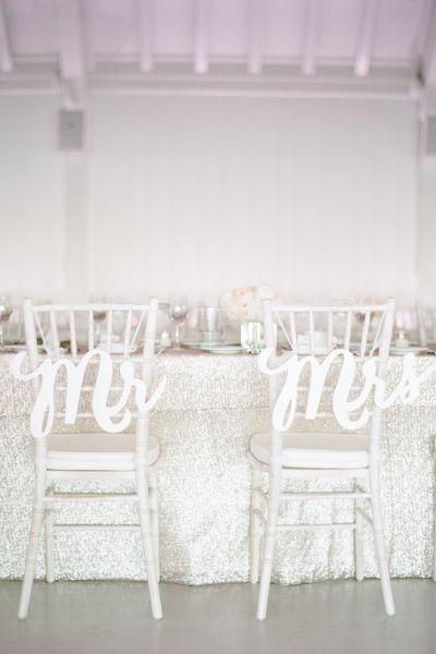 زفاف - All White Wedding Details We Love