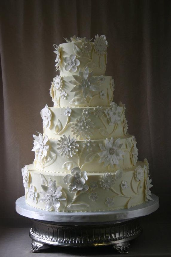 زفاف - Cakes: Vintage