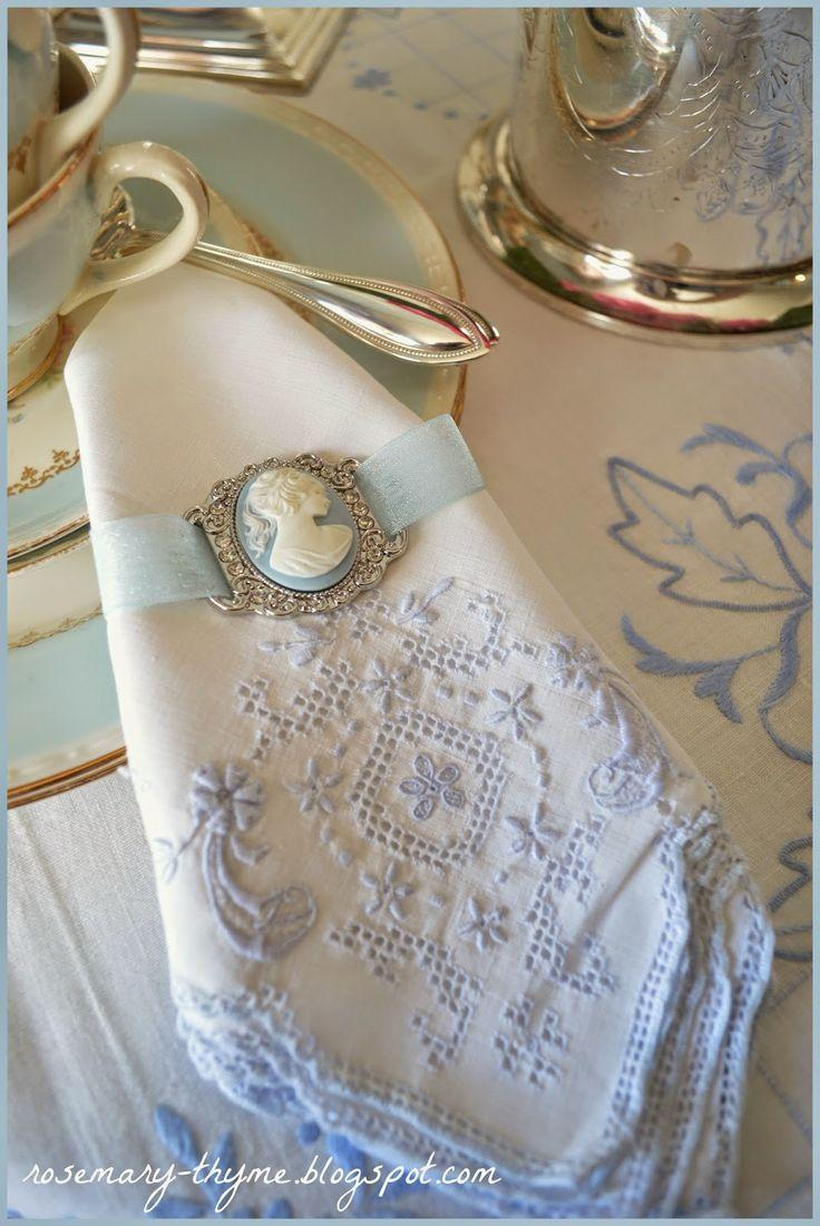 Wedding - Rosemary And Thyme: Vintage Beautiful
