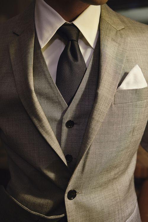 Свадьба - Real Men Wear Style & Class